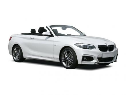 BMW 2 Series Diesel Convertible 218d SE 2dr [Nav] Step Auto