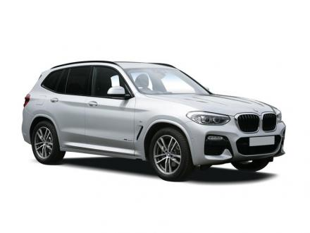 BMW X3 Diesel Estate xDrive30d M Sport 5dr Step Auto