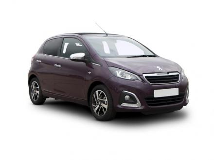 Peugeot 108 Hatchback 1.0 72 Collection 5dr