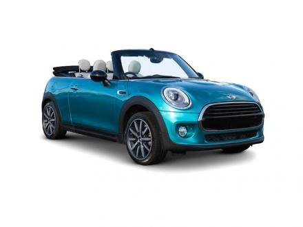 Mini Convertible 1.5 Cooper Exclusive II 2dr Auto