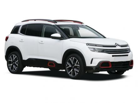 Citroen C5 Aircross Diesel Hatchback 2.0 BlueHDi 180 Flair Plus 5dr EAT8