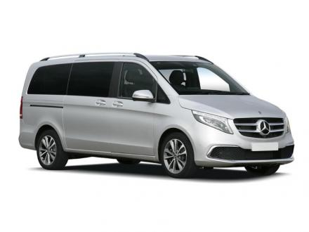 Mercedes-benz V Class Diesel Estate V300 d AMG Line 5dr 9G-Tronic [Long]