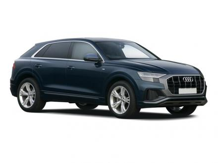 Audi Q8 Diesel Estate 50 TDI Quattro S Line 5dr Tiptronic [Leather]