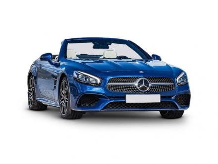 Mercedes-benz Sl Class Convertible Special Editions SL 400 Grand Edition Premium 2dr 9G-Tronic