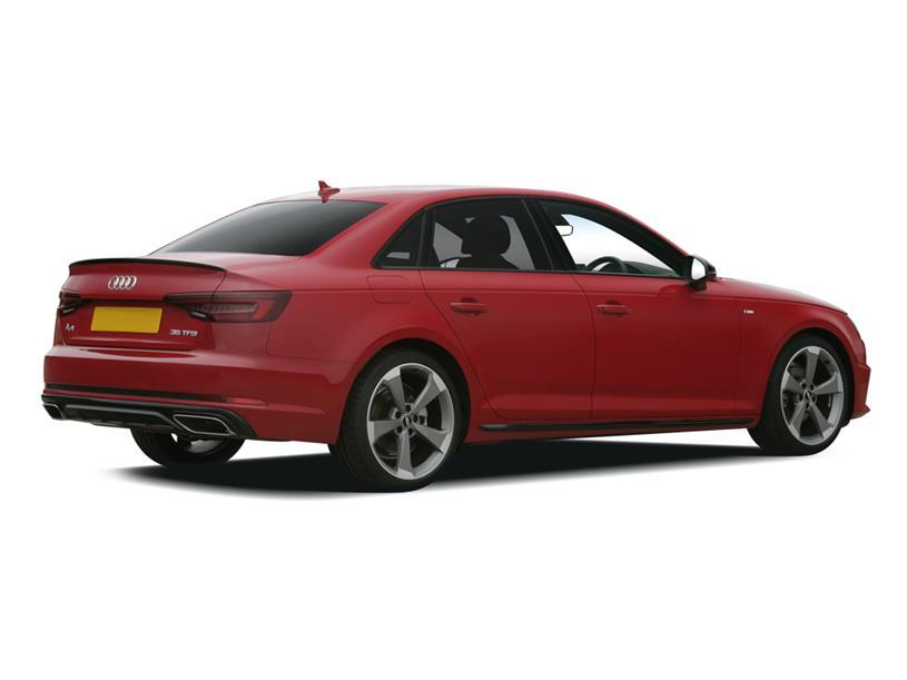 Audi A4 Saloon 35 TFSI S Line 4dr S Tronic [Comfort+Sound]
