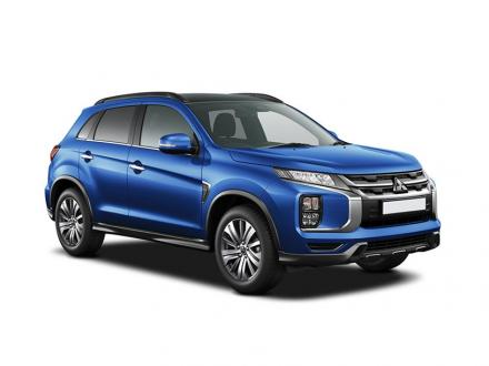 Mitsubishi Asx Estate 2.0 Exceed 5dr CVT 4WD