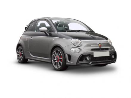 Abarth 595c Convertible Special Edition 1.4 T-Jet 165 Pista 70th Anniversary 2dr