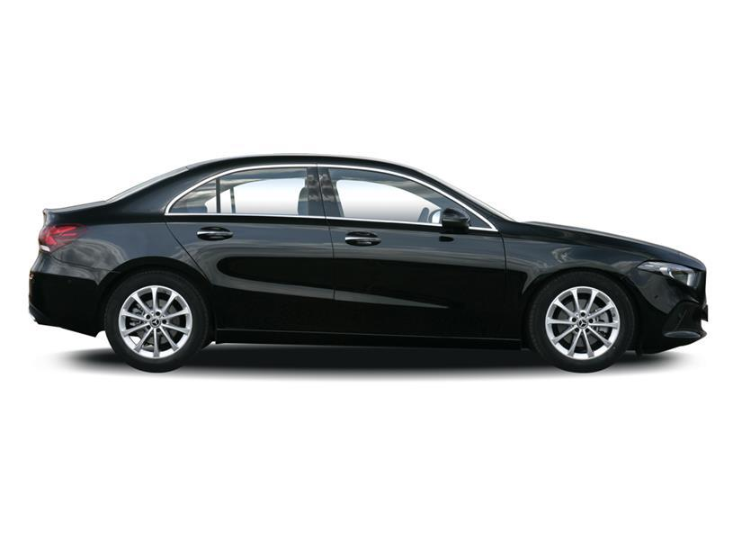 Mercedes-benz A Class Saloon A180 AMG Line Executive 4dr