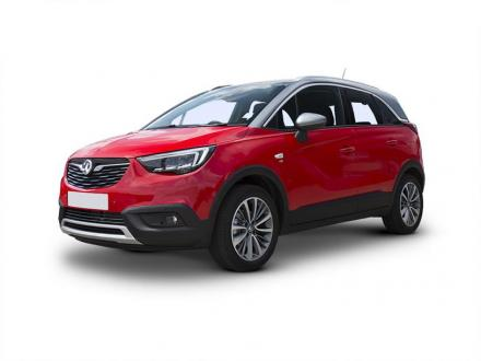 Vauxhall Crossland X Hatchback 1.2 [83] Griffin 5dr [Start Stop]