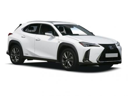 Lexus Ux Hatchback 250h 2.0 5dr CVT [Premium Pack/without Nav]