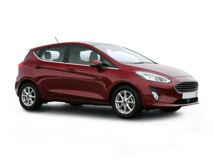 Ford Fiesta Hatchback 1.0 EcoBoost Hybrid mHEV 155 Active X Edition 5dr