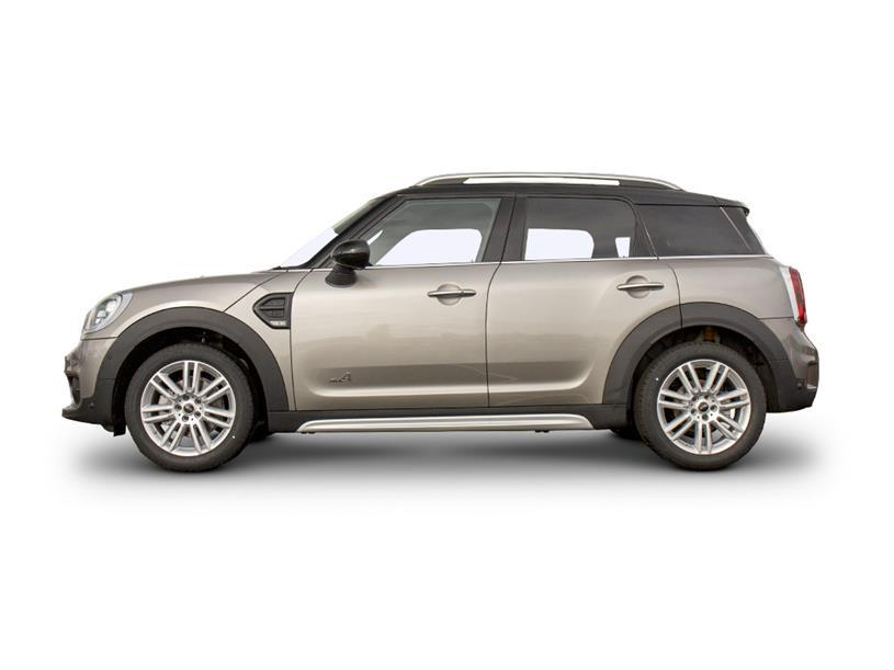 MINI Countryman Hatchback 1.5 Cooper Classic ALL4 5dr Auto [Comfort Pack]