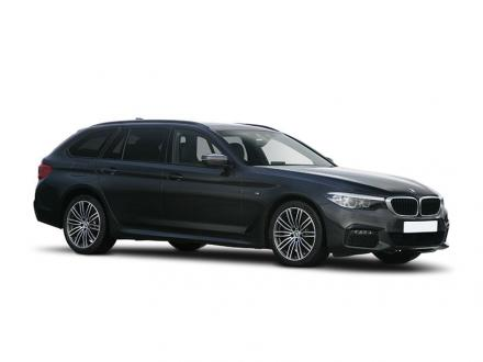 BMW 5 Series Touring Special Editions 520d MHT xDrive M Sport Edition 5dr Step Auto