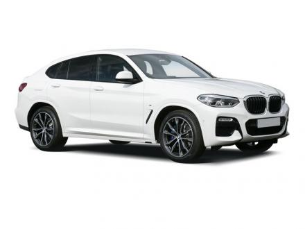 BMW X4 Diesel Estate xDrive30d MHT M Sport 5dr Auto [Tech/Plus Pack]