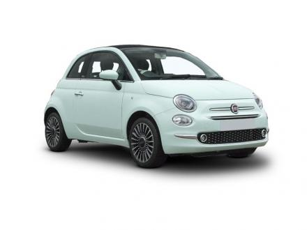 Fiat 500c Convertible Special Editions 1.0 Mild Hybrid Dolcevita 2dr