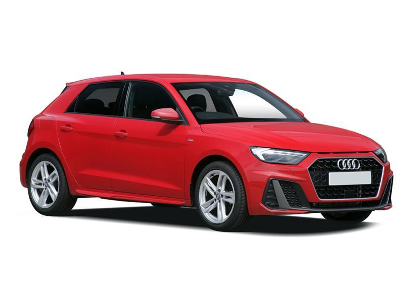 Audi A1 Sportback 30 TFSI 110 Black Edition 5dr [Tech Pack]
