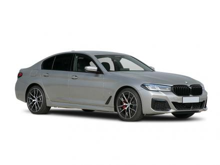BMW 5 Series Saloon Special Editions 545e xDrive M Sport Edition 4dr Auto