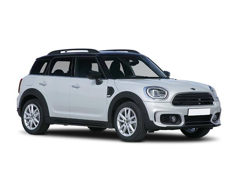 Mini Countryman Hatchback Special Editions 2.0 Cooper S Shadow Edition 5dr [Comfort/Nav+ Pk]