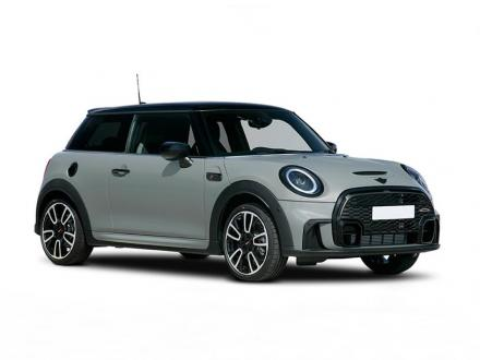 MINI Hatchback Special Edition 2.0 Cooper S Shadow Edition 3dr [Comfort/Nav Pack]